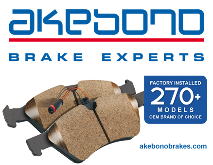 AKEBONO BRAKE PRODUCTS